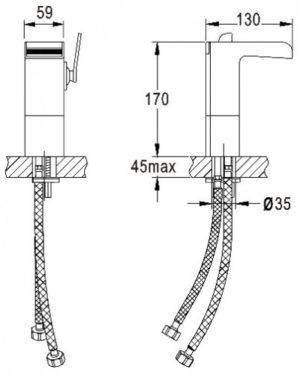 FH 9825A-D66